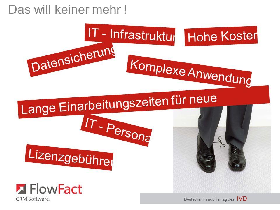 Was ist denn wichtig.Deutscher Immobilientag des IVD Einfach loslegen.