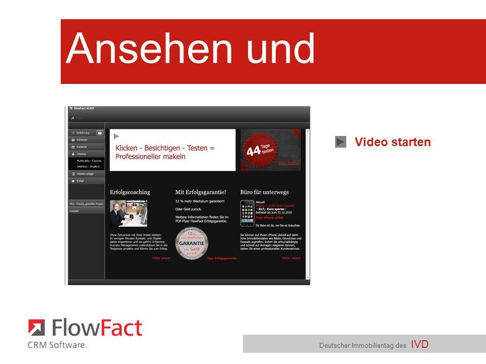 Ansehen und loslegen? Deutscher Immobilientag des IVD Video starten
