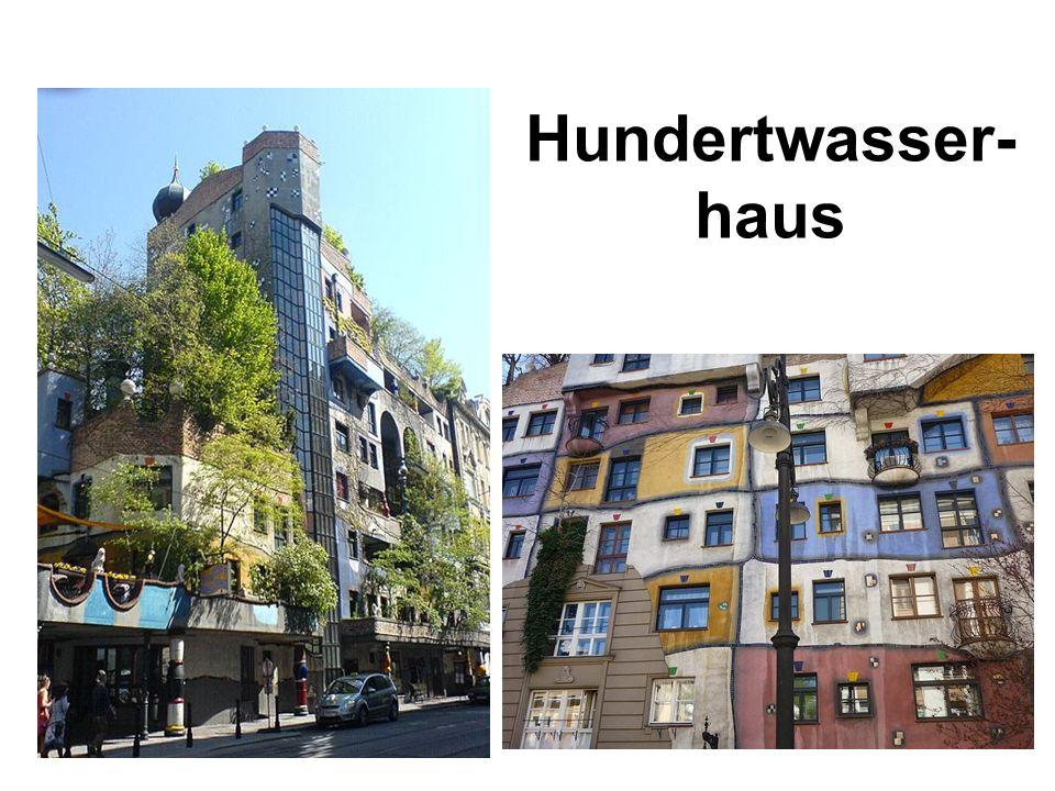 Hundertwasser- haus