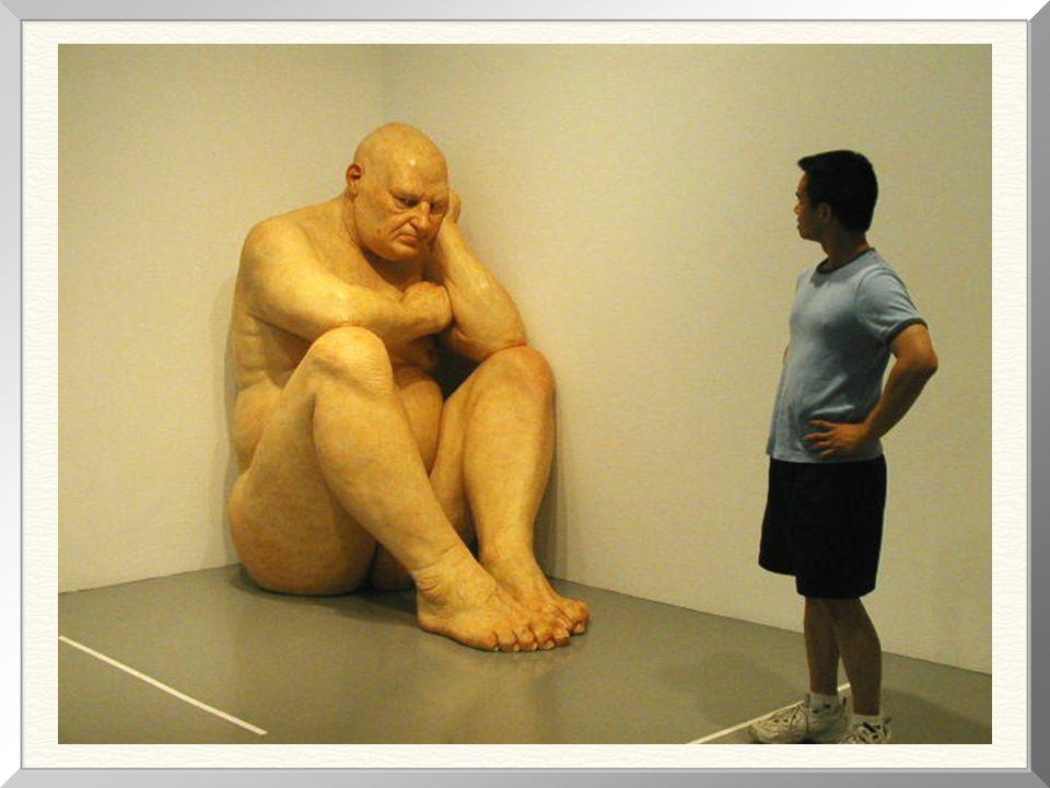 """""""Big Man"""", 1998 ( 1,83m de altura)"""