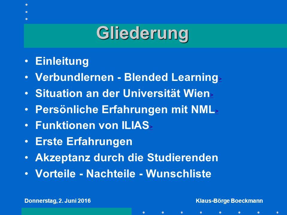 Donnerstag, 2. Juni 2016Klaus-Börge Boeckmann Vorteile- Nachteile -Wunschzettel 1