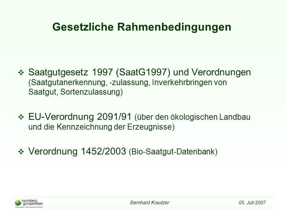 Bernhard Krautzer 05.