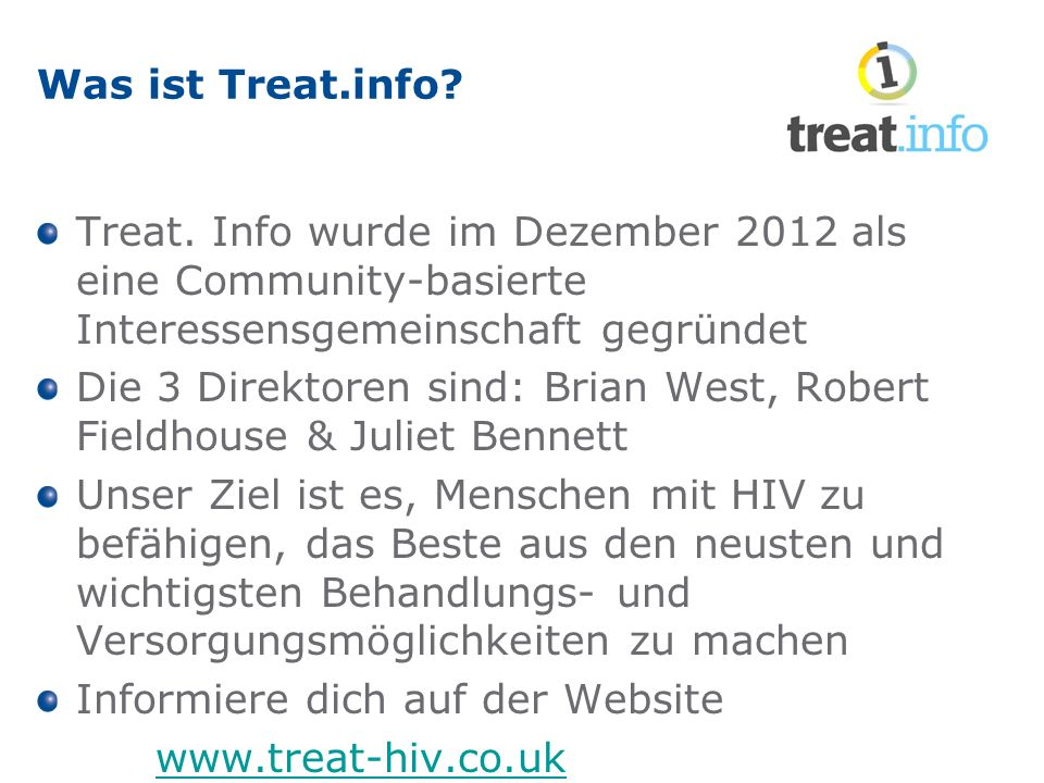 Was ist Treat.info. Treat.