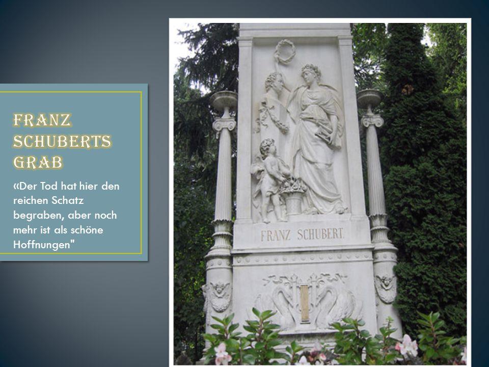 Auf dem Gebiet des Liedes Schubert war ein Fortsetzer Beethovens.