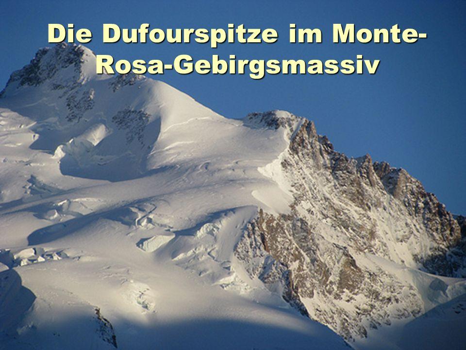 Das Mittelland wird von durchlaufenden Flustälern und Gletschermoränen geprägt.