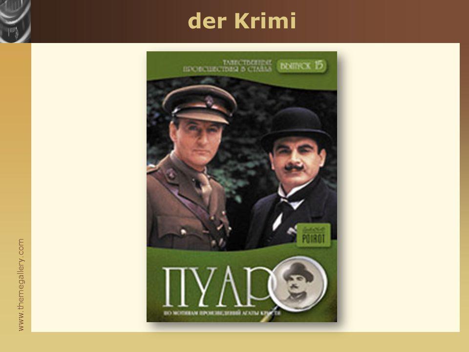 www.themegallery.com der Krimi