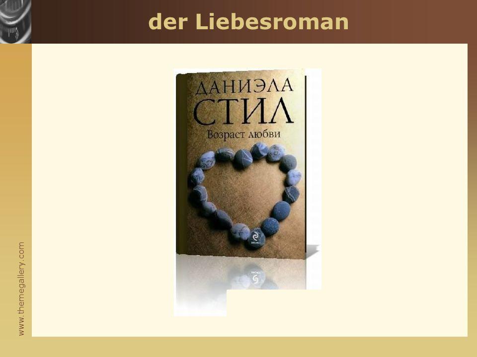 www.themegallery.com der Liebesroman