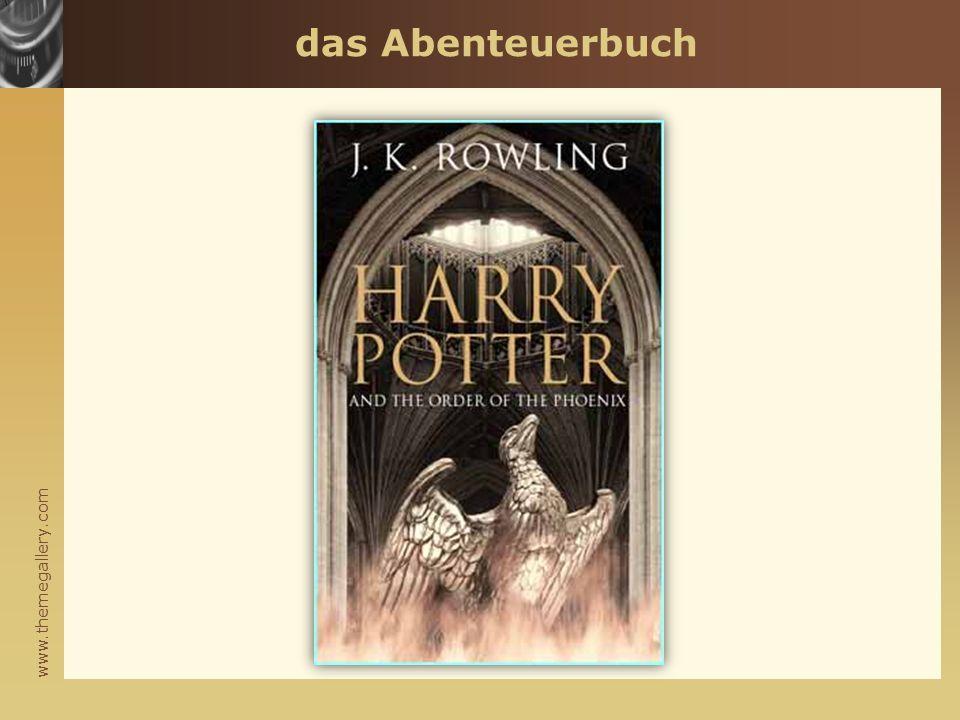 www.themegallery.com das Abenteuerbuch
