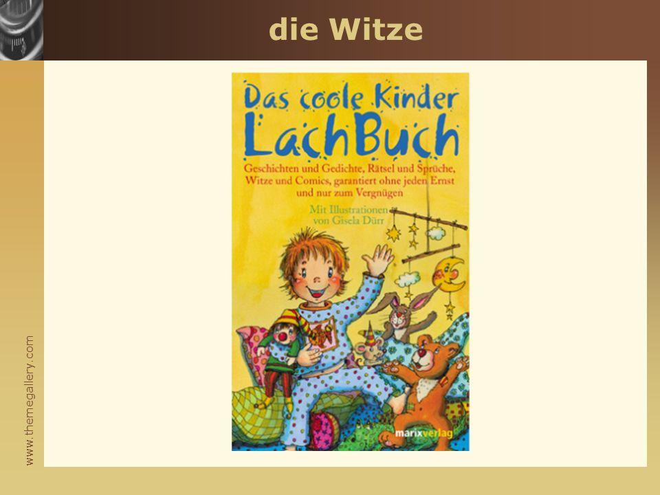 www.themegallery.com die Witze