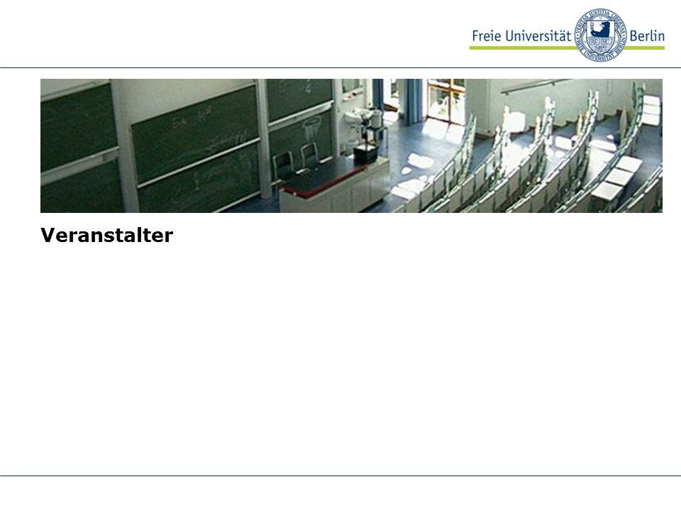 4 AG Netzbasierte Informationssysteme http://www.ag-nbi.de Veranstalter Marko Harasic E-Mail: harasic@inf.fu-berlin.deharasic@inf.fu-berlin.de Homepage: http://www.inf.fu-berlin.de/users/harasic/http://www.inf.fu-berlin.de/users/harasic/ Büro: Königin-Luise-Str.