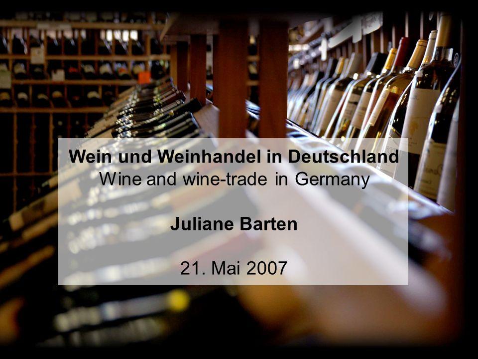 Jacques' Wein-Depot 1974 in Düsseldorf gegründet seit 1998 zu Hawesko Holding AG zugehörig 2003: 259 Depots, 800 Arbeitskräfte 2006: etwa 101 Mio.
