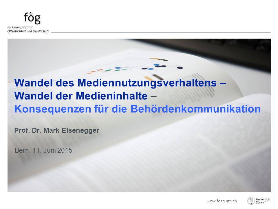 www.foeg.uzh.ch Bern, 11.