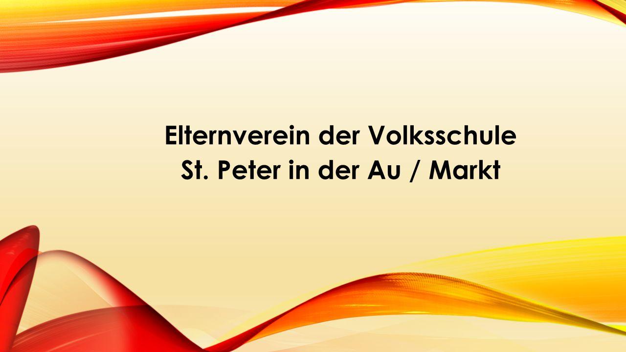 Elternverein der Volksschule St. Peter in der Au / Markt