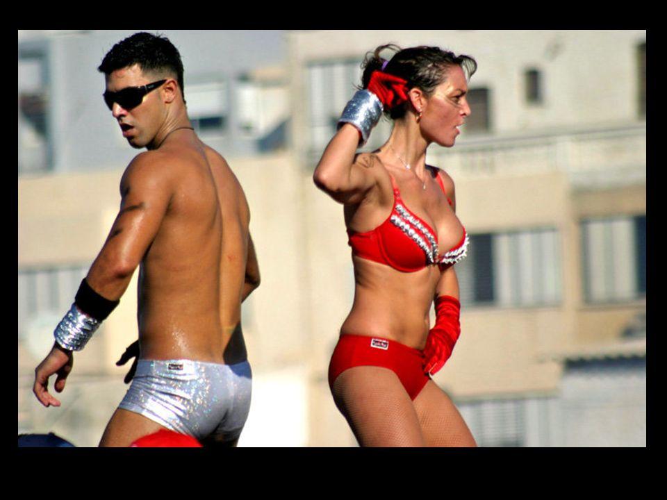 Auch die Love-Parade ist den Israelis nicht fremd
