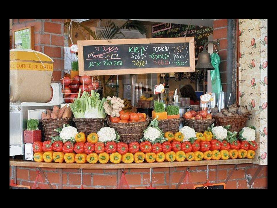 Kamel Markt Tel Aviv