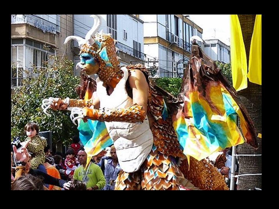 Das jüdische Purimfest wird am 14. März gefeiert.