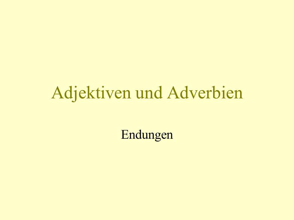 Common nouns derived from adjectives der/die Angestellte Behinderte Bekannte Deutsche Erwachsene Fremde Jugendliche Verwandte