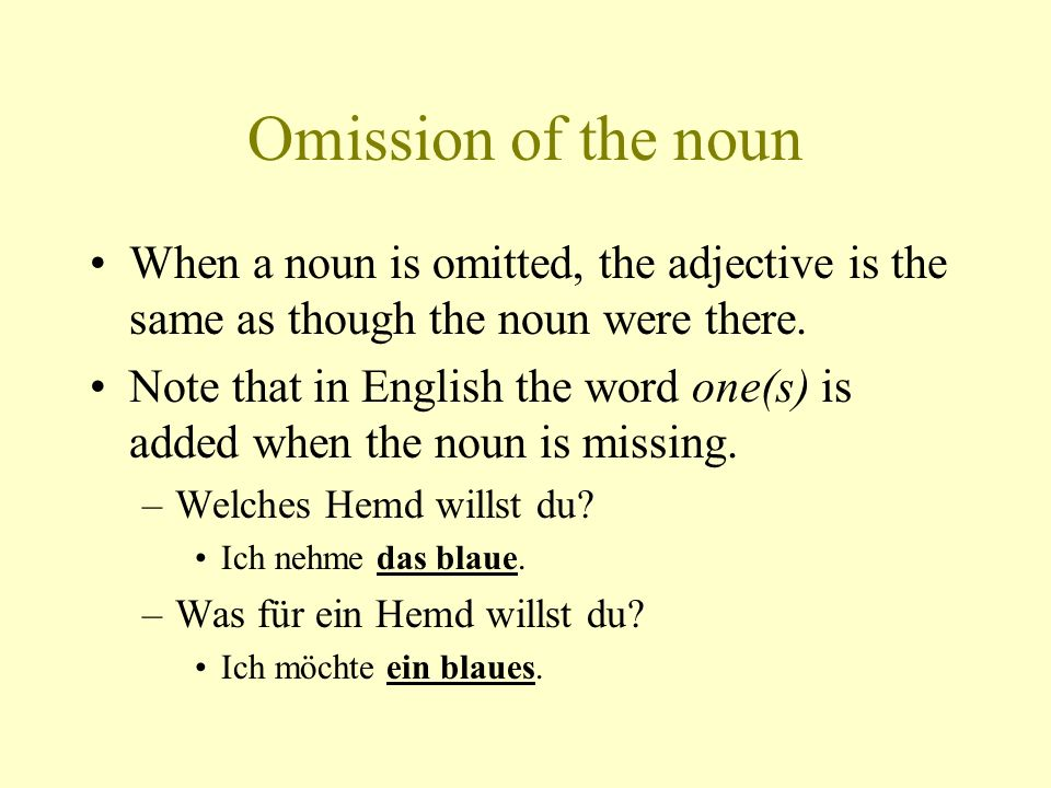 Das unbestimmte Zahlwort andere (other; different) einige (a few, several, some) mehrere (several) viele (many) wenige (few, not many)
