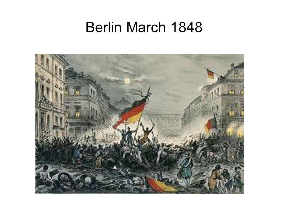 Berlin March 1848