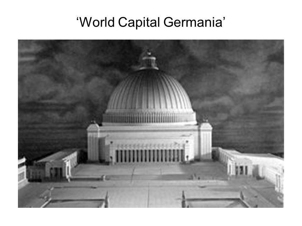 'World Capital Germania'