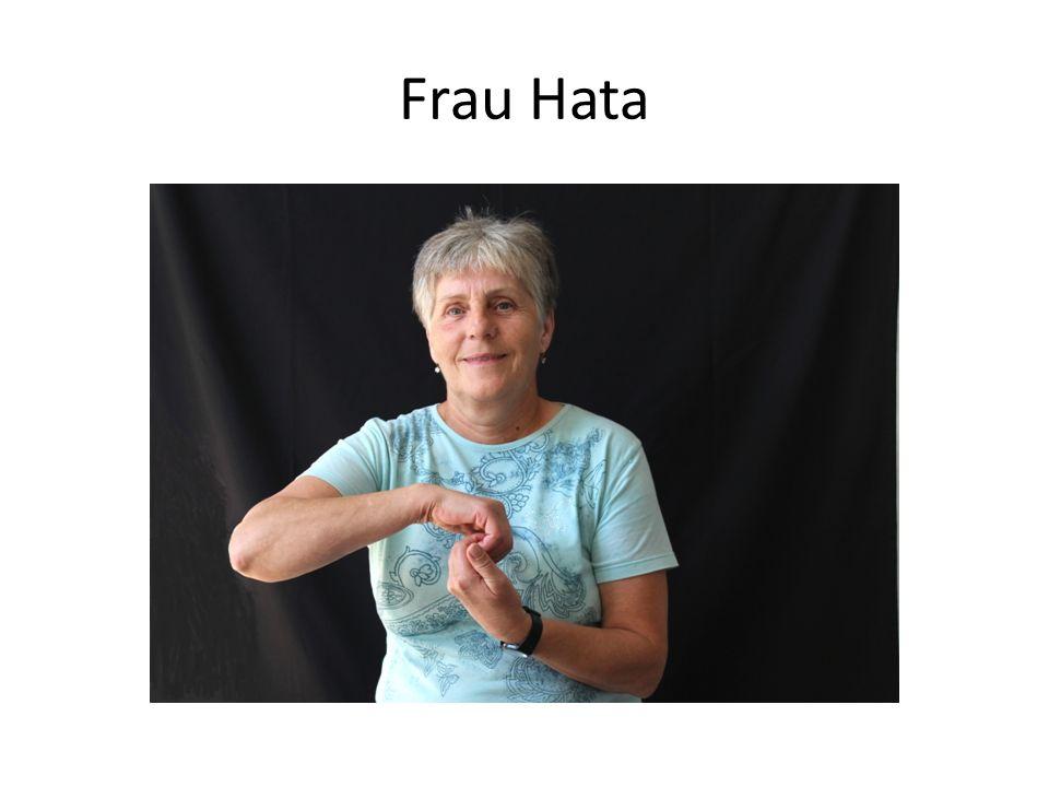 Frau Siegenthaler