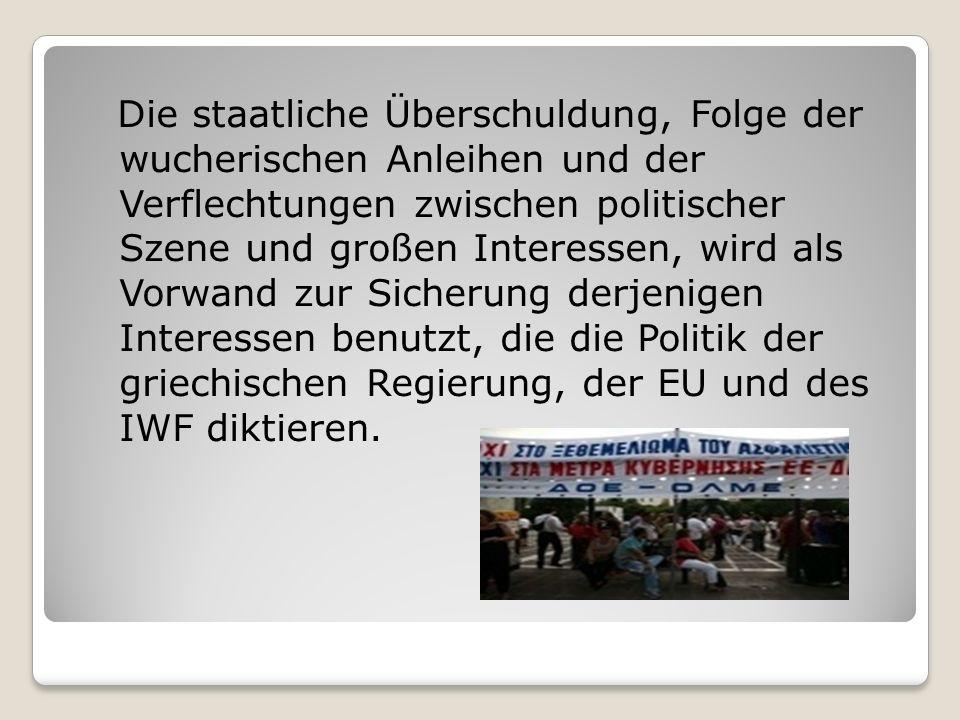 AKTIONEN Mobilisierungen Streike Protest Besetzung von Gebäuden Gemeinsame und koordinierte Aktion im ganzen Europa
