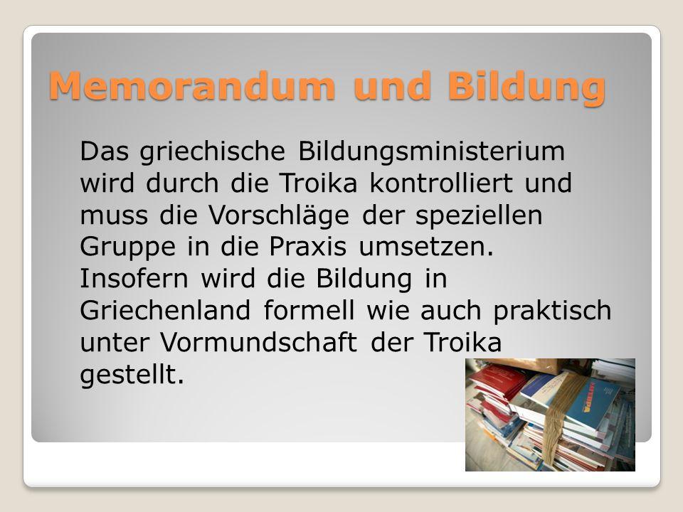 AUSGABEN FÜR BILDUNG Jahr 2009 2010 2011 Haushal tsplan 20112012201320142015 % Ausgaben für Bildung/BIP 2,94%2,82 % 2,75%2,69 % 2,59%2,46%2,34 % 2,23%