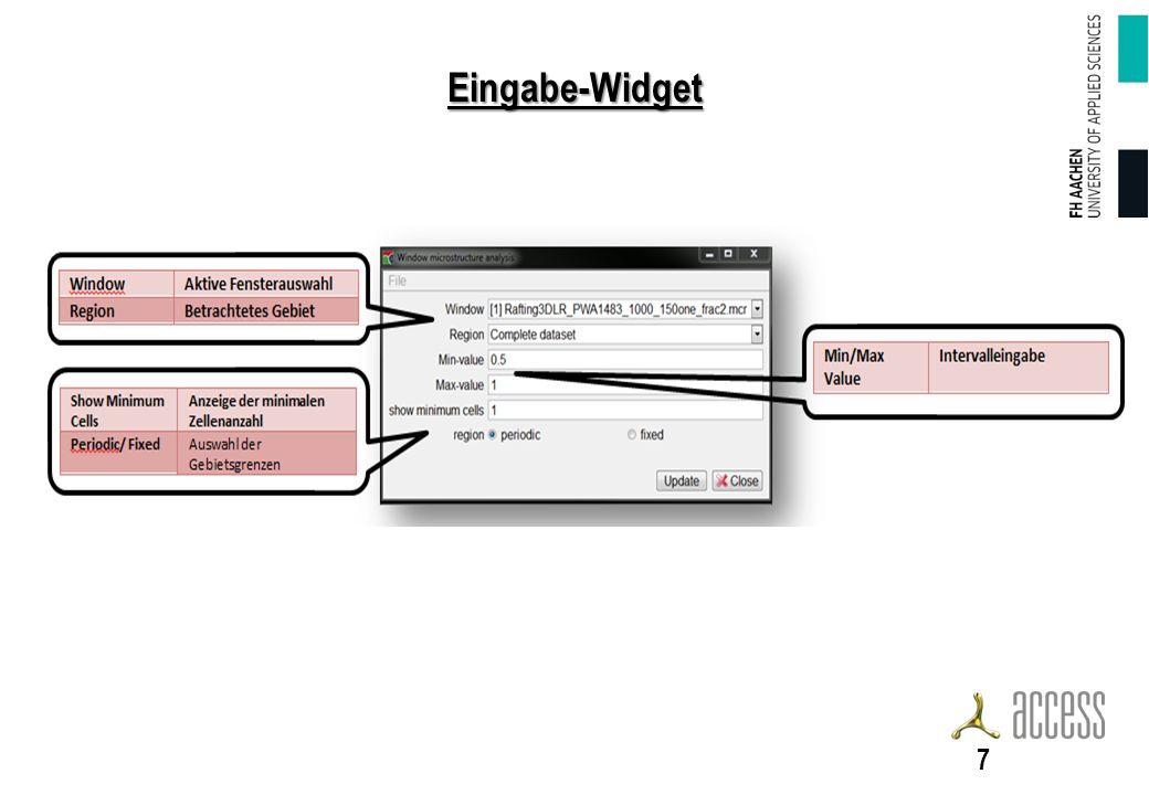 Ausgabe-Widget 8