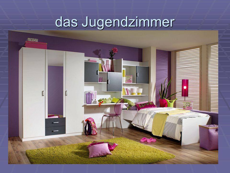 das Jugendzimmer