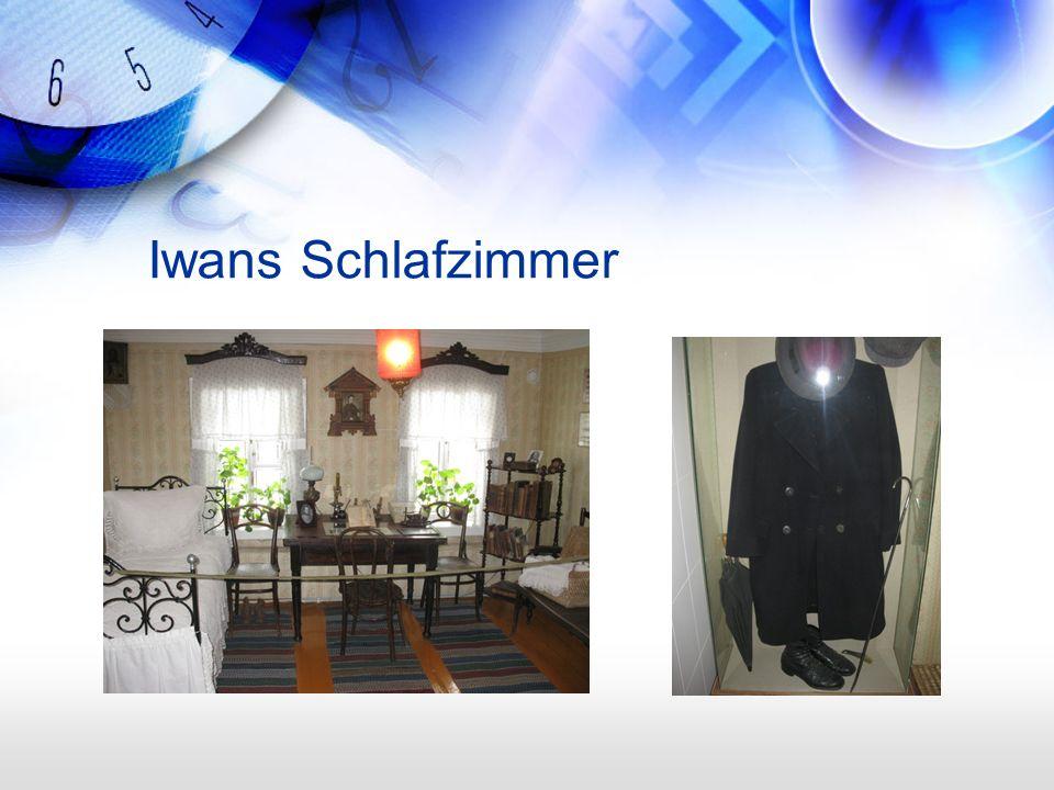 Iwans Schlafzimmer