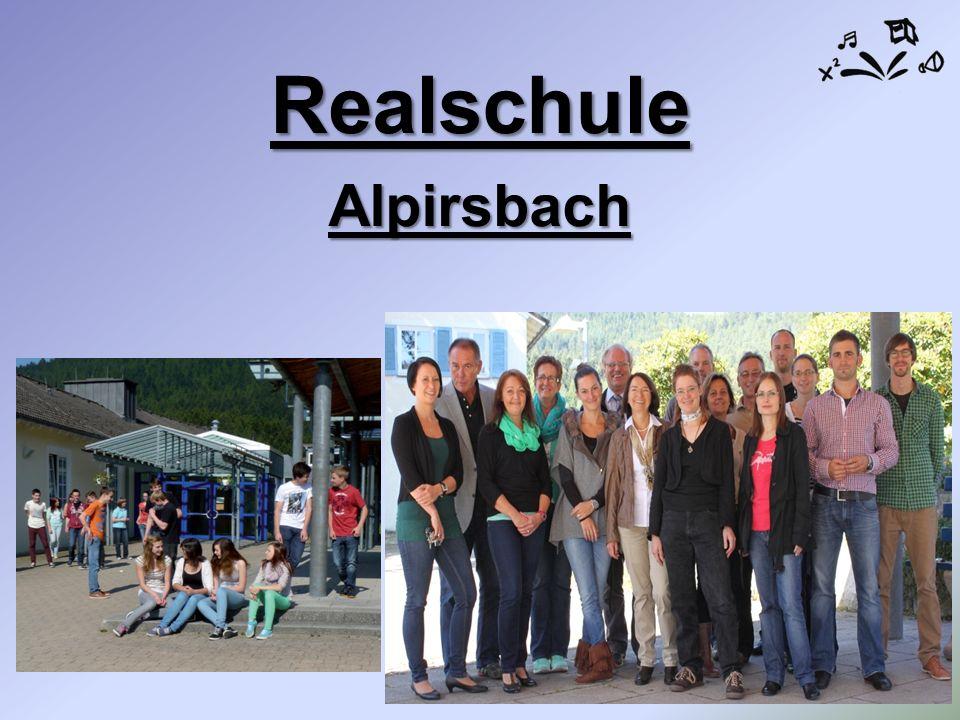 Realschule Alpirsbach