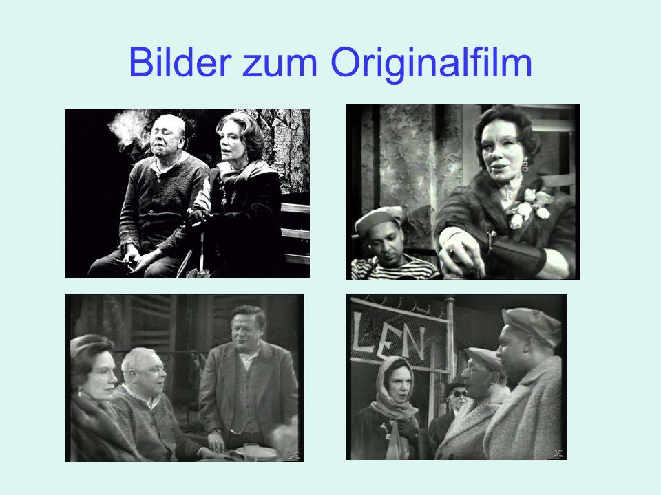 Bilder zum Originalfilm