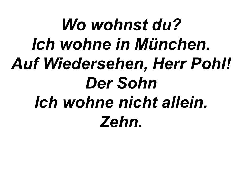 -h- в середине и конце не читается Auf Wiedersehen.