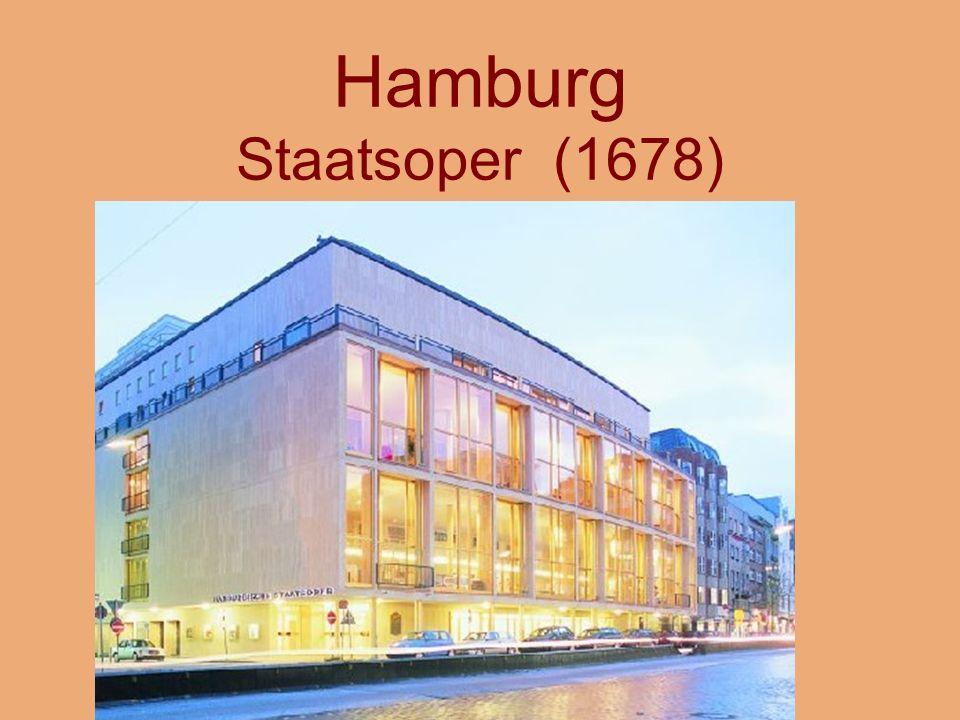 Hamburg Staatsoper (1678)