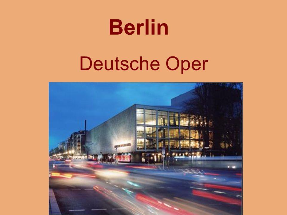 Berlin Komische Oper
