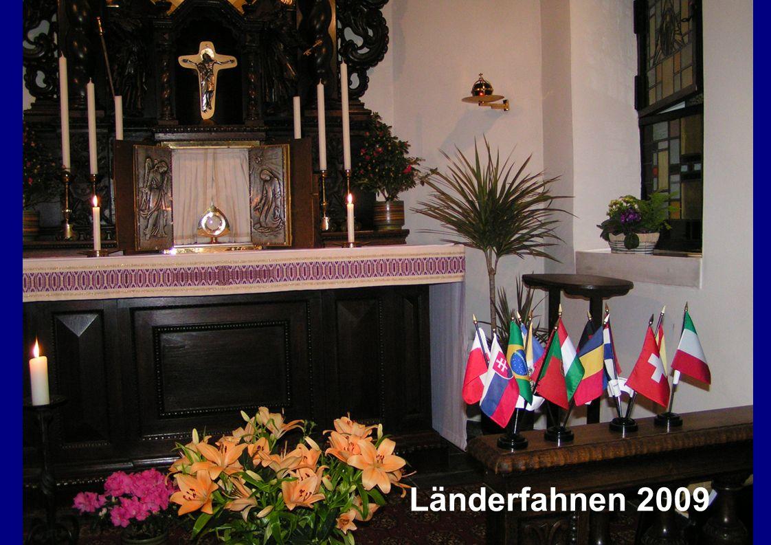 Länderfahnen 2009