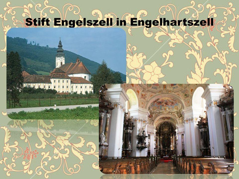Stift Engelszell in Engelhartszell