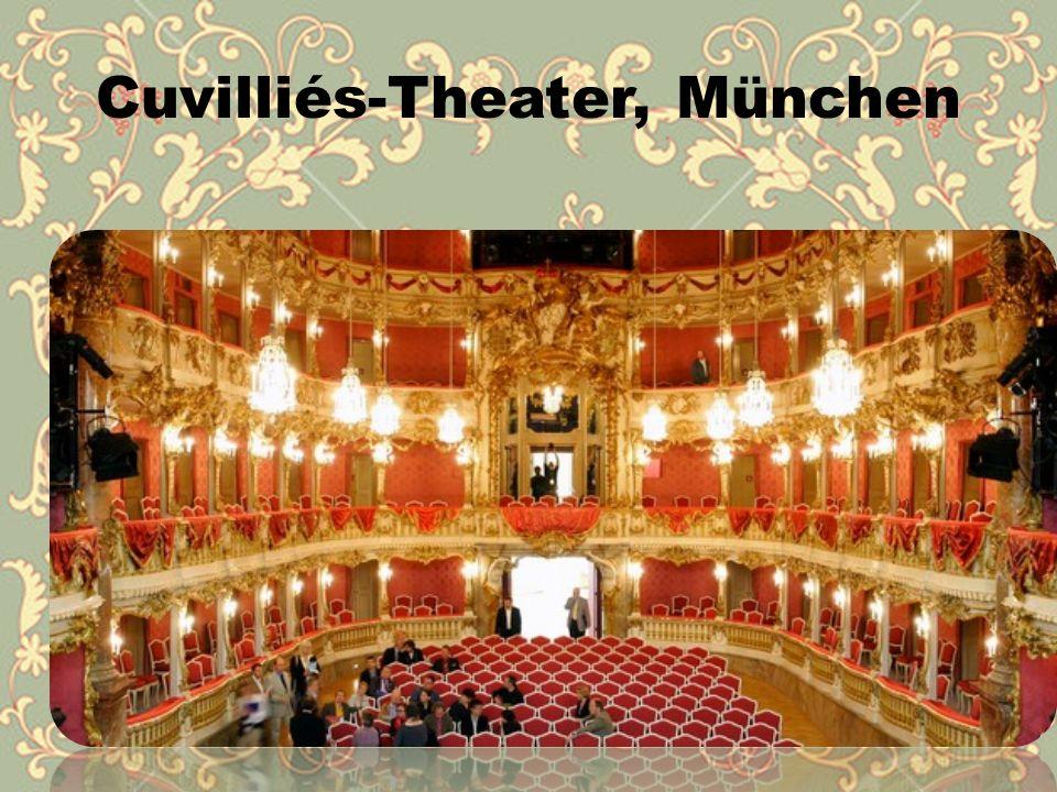 Cuvilliés-Theater, München