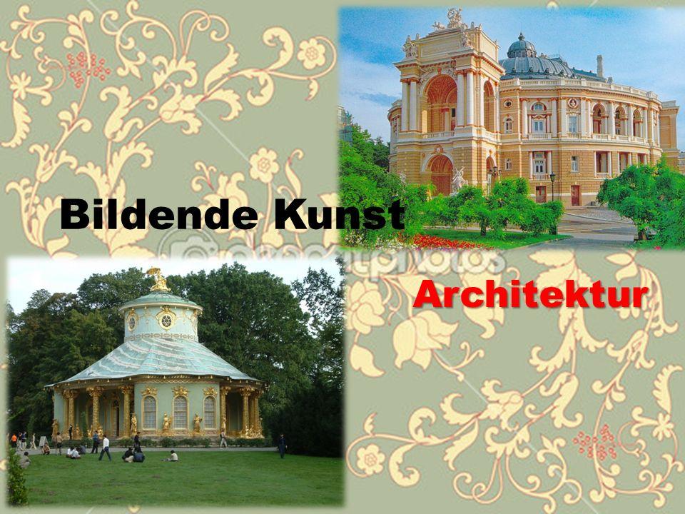 Bildende Kunst Architektur
