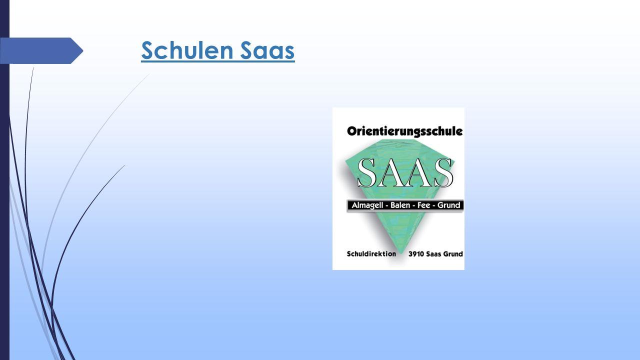 Schulen Saas