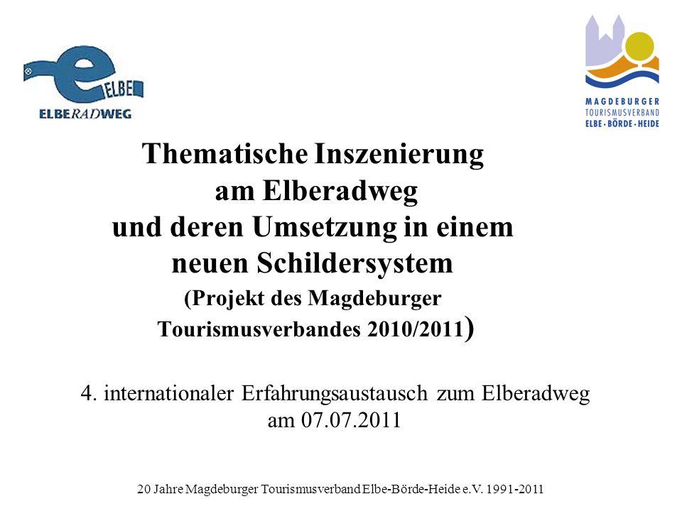 20 Jahre Magdeburger Tourismusverband Elbe-Börde-Heide e.V.