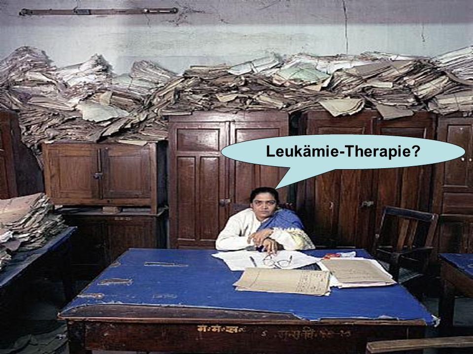 Leukämie-Therapie?
