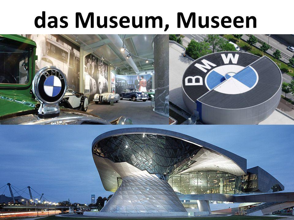 das Museum, Museen Komm Mit! Level 2 3-2