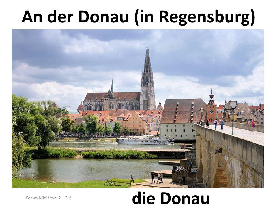 Am Rhein (in Köln) Komm Mit! Level 2 3-2 der Rhein