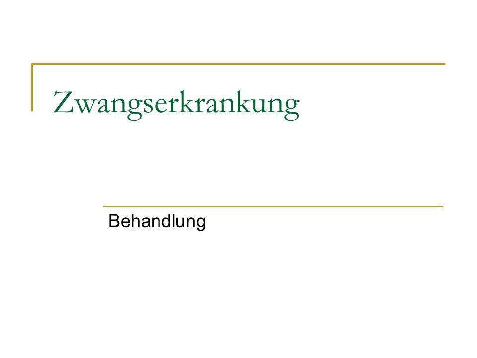 """Zwänge Wasch- und Putzzwänge: """"washer Kontrollzwänge: """"checker Wiederholungszwänge Zählzwänge Ordnungs- u."""