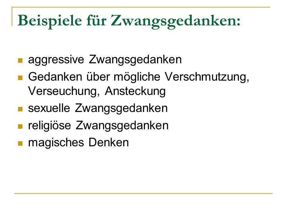 Notieren Sie konkrete Beispiele: (z.B. Frau Z.