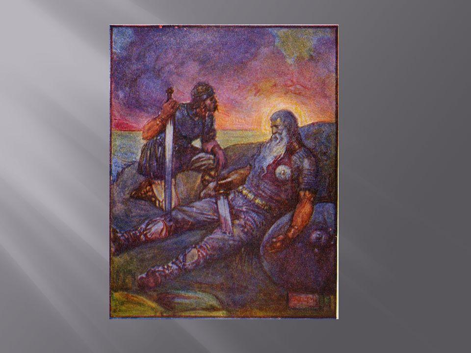  Das Nibelungenlied ist ein mittelalterliches Heldenepos.