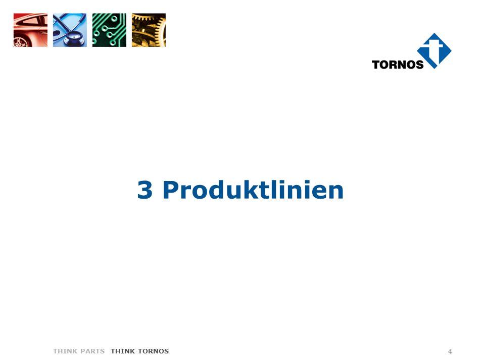 THINK PARTS THINK TORNOS 4 3 Produktlinien