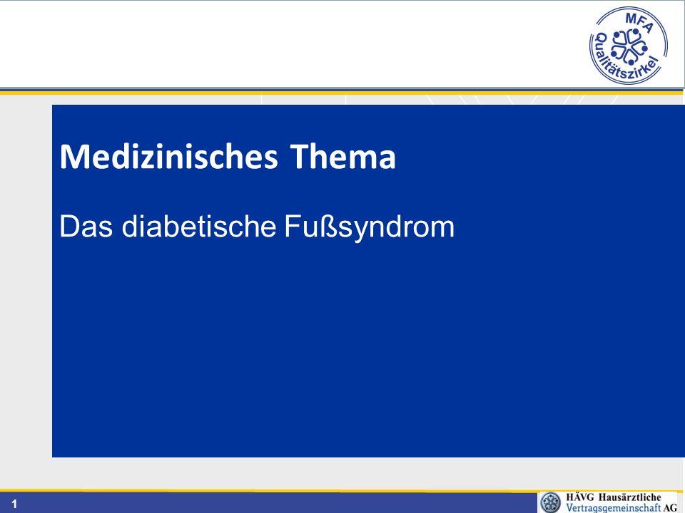2 Gefährdung der Gefäße durch Diabetes Durchblutungsstörungen (DBS) Untersuchungsmöglichkeiten nach Wagner und Armstrong.