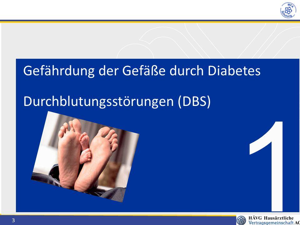 14 Diabetische Polyneuropathie (PN)